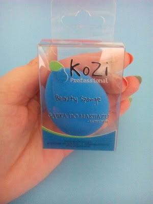 EkoZuzu.pl- Gąbka do nakładania makijażu Kozi Professional