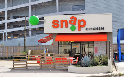 Archival pic of snap kitchen on Farnham Street / Greenbriar at SW Fwy