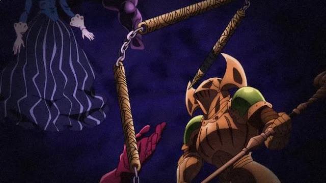 Holy Staff Courechouse - Senjata Suci milik Anggota Nanatsu no Taizai