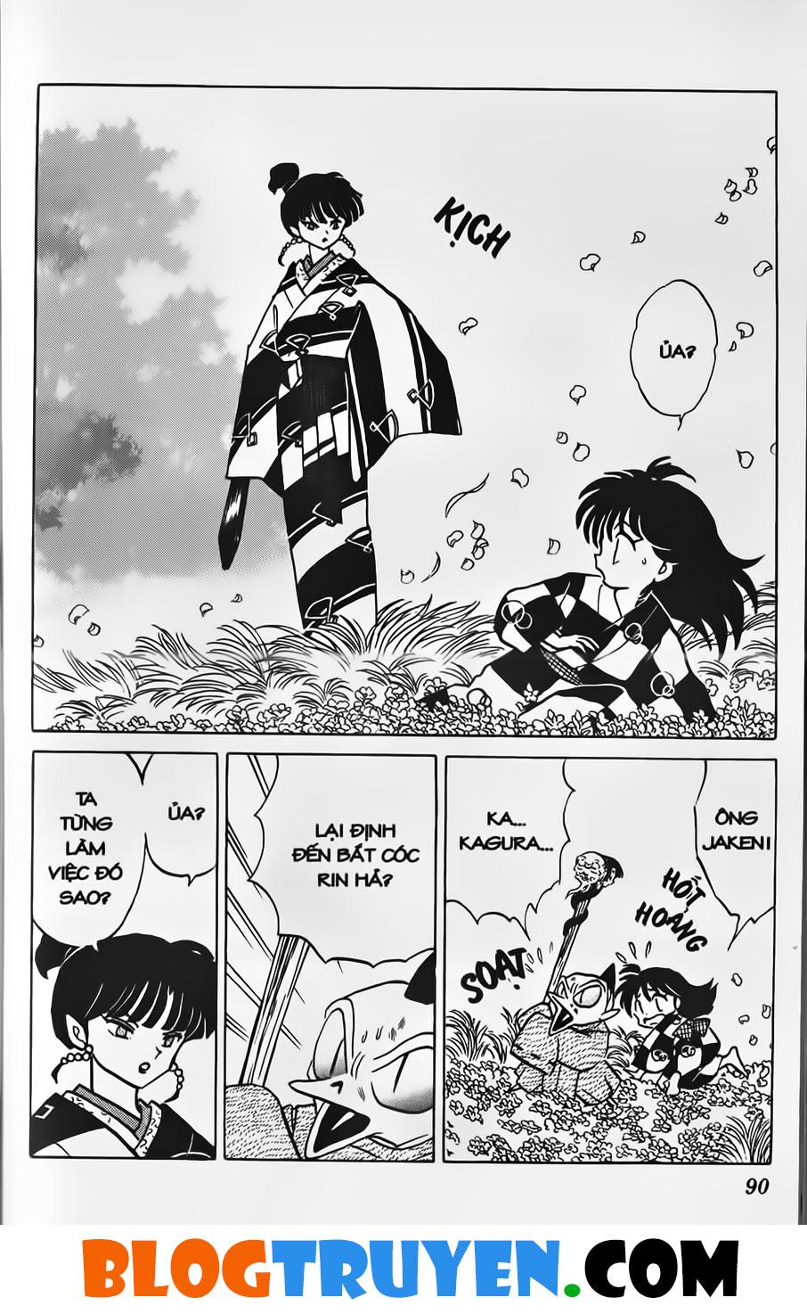 Inuyasha vol 31.5 trang 13