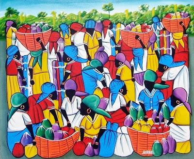 imagenes-cuadros-negras-africanas
