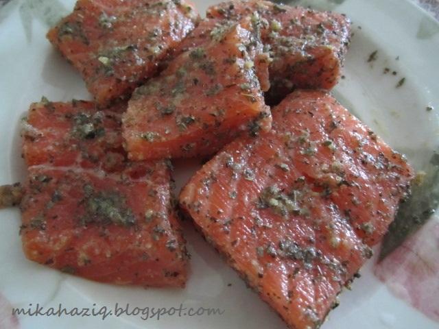 Cara Diet dengan Ikan Salmon