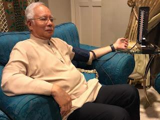 Najib Nafi Minta Diletakkan di Bawah Skim Perlindungan Saksi