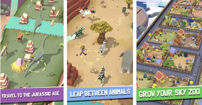 Rodeo Stampede Sky Zoo Safari Mod Apk