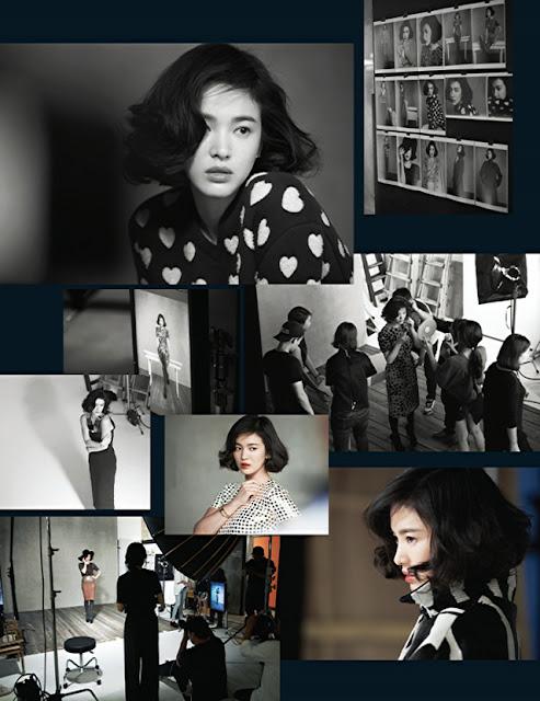 Song Hye Kyo, 송혜교