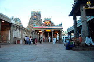 Kapaleeshwar temple Mylapore Chennai