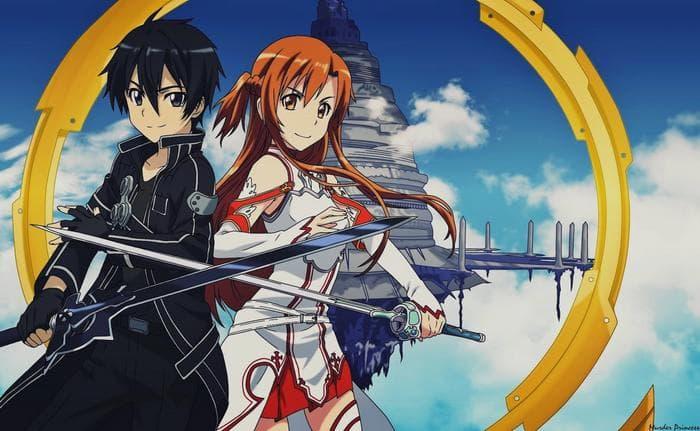 جميع حلقات انمي Sword Art Online الموسم الأول مترجم (تحميل + مشاهدة مباشرة)