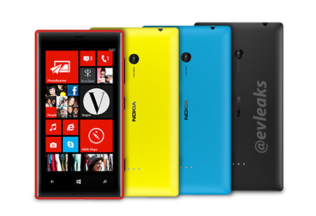 Nokia Lumia 720 and Nokia Lumia 520 Leaked Pictures