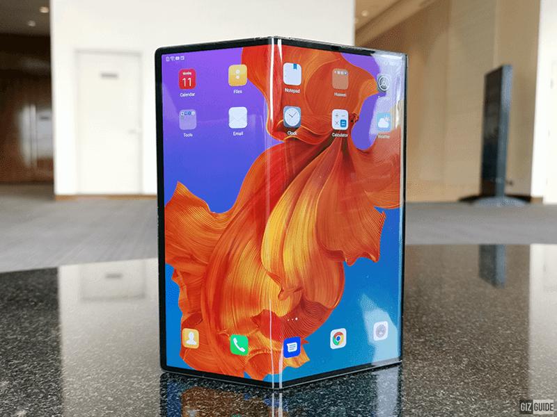 Meet Huawei Mate X, Welcome to the future!