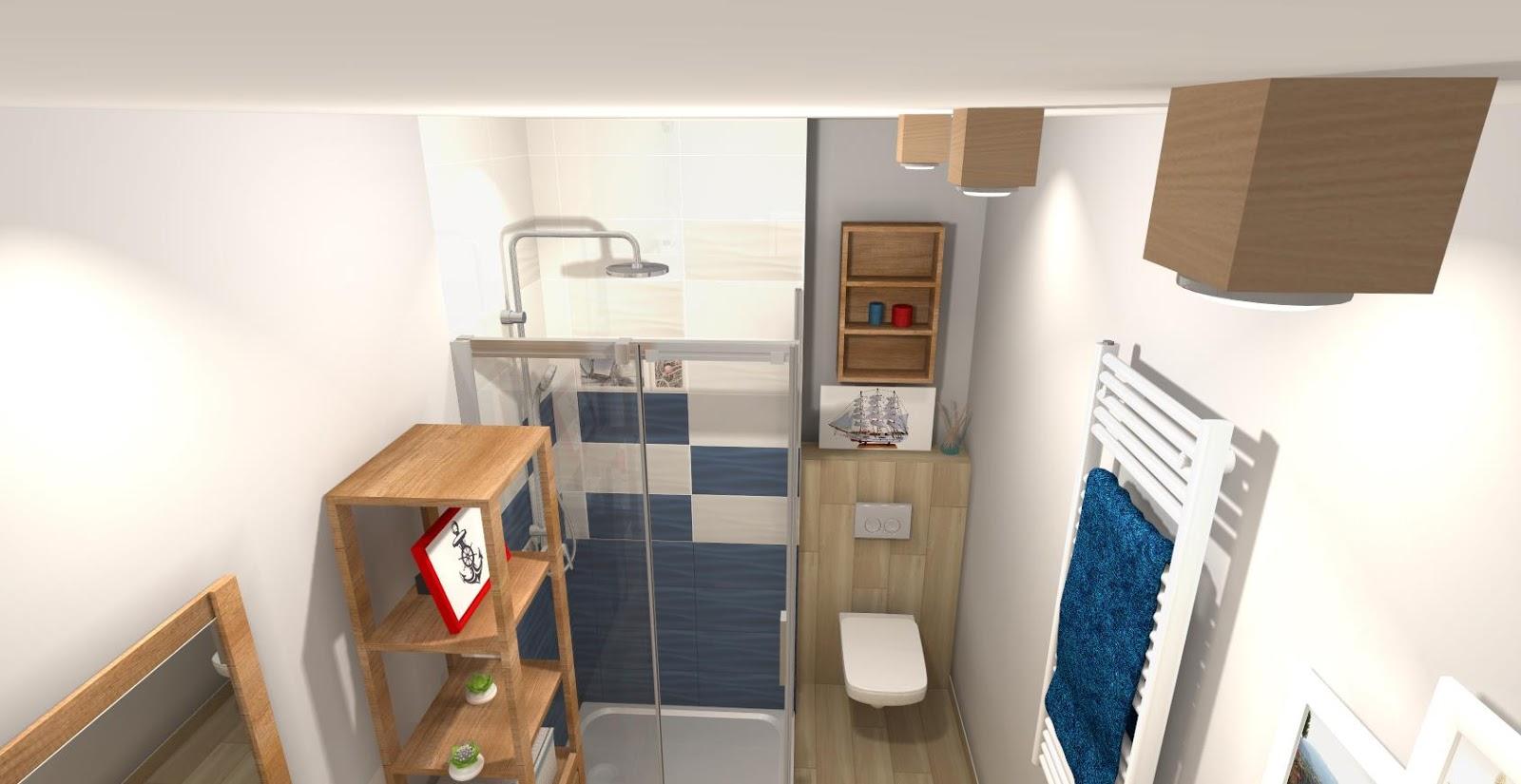 Projekt łazienki Z Leroy Marlin Zobaczcie Jakie To Proste