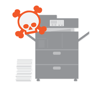 securing your printer