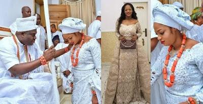 Image result for Ooni of Ife's third wife olori Moronke Naomi Silekunola Ogunwusi Biography,History, Educational background and more