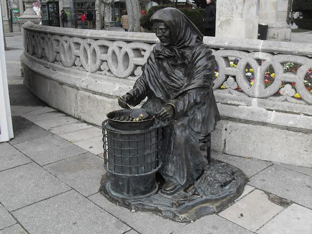 La Castañera, Burgos (imprescindible y curiosa)