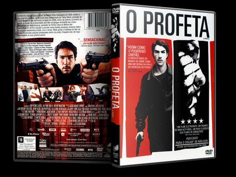 Capa DVD O Profeta