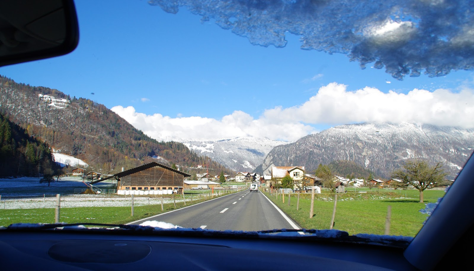 Interlaken Scenery