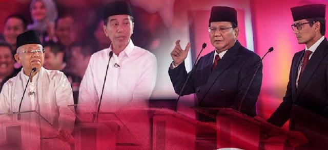 Survey Terbaru, Prabowo Sandi Unggul di Pemilih Berpendidikan Tinggi