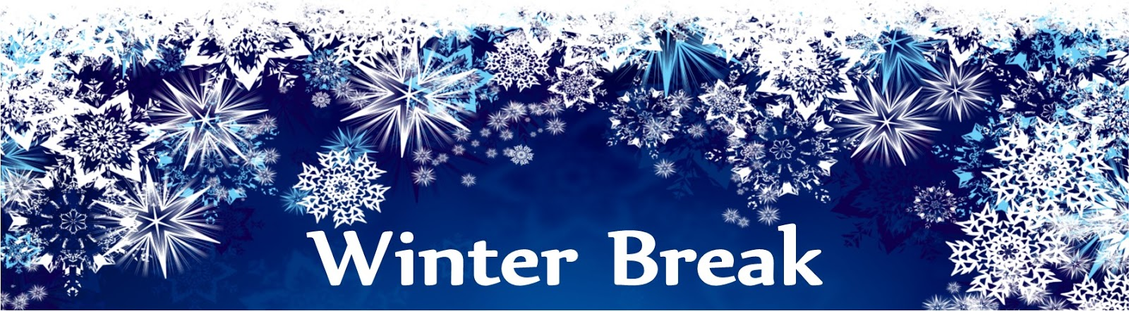 winter break The winter break from school is a great time for hands-on activities with the kids spend family time exploring something scientifically cool, or set your kids up with a few materials and a great project they can do on their own they'll have fun, and they'll learn something, too the winter break.