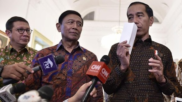 Wiranto Minta Publik Tak Ributkan Cawapres Jokowi