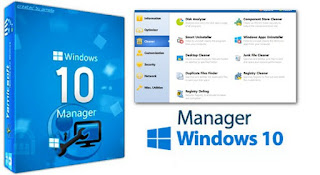 Windows 10 Manager 2.2.6 Full Version (32bit & 64bit) Crack Keygen Terbaru Gratis - JemberSantri