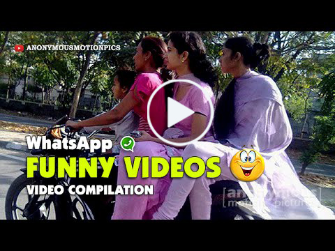 Image of: Girls Latest Whatsapp Indian Funny Videos Try Not To Laugh Impossible Challenge Viral Videos Funny Video News Latest Whatsapp Indian Funny Videos Try Not To Laugh Impossible
