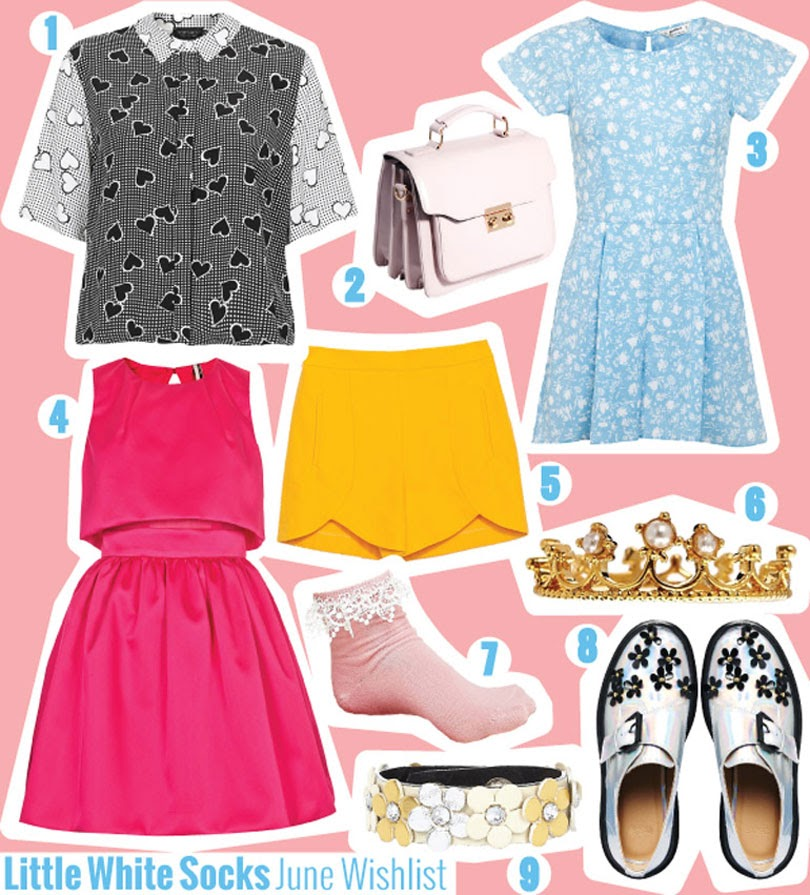 fashion high street wishlist june 2014