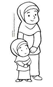 Baru 33+ Mewarnai Anak Muslim