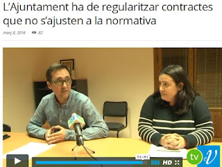 http://www.rtvelvendrell.cat/lajuntament-ha-de-regularitzar-contractes-que-no-sajusten-a-la-normativa/