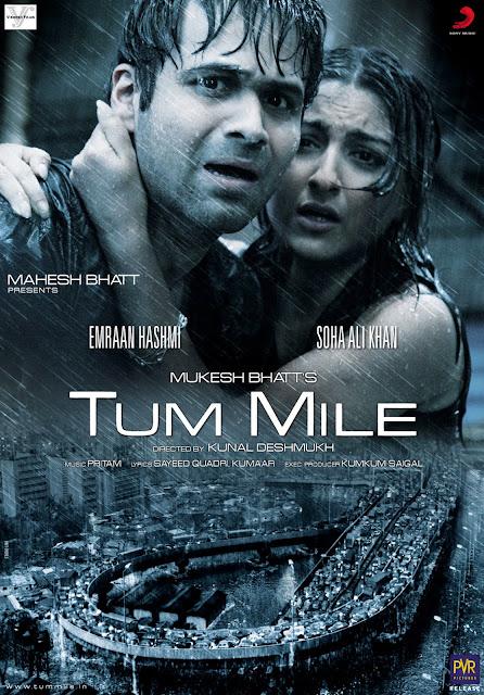 Tum Mile 2009 Hindi 720p WEB-DL 900MB