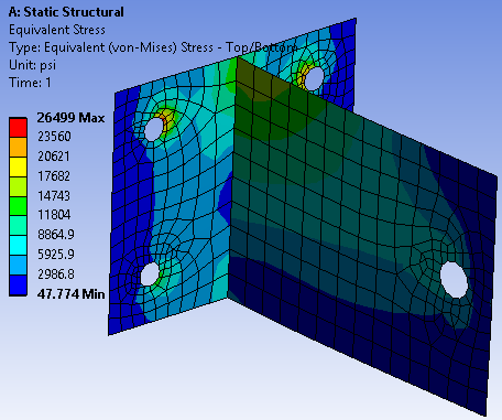 Weld Analysis with Ansys