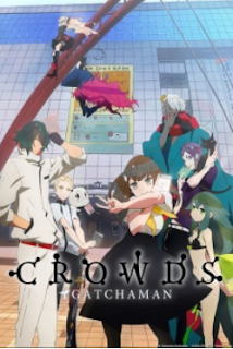 Gatchaman Crowds Sub Indo Batch Eps 1-12