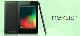 Deal Best tablets offer: Buy Nexus 7 (2012) 16 GB at $139.99 only