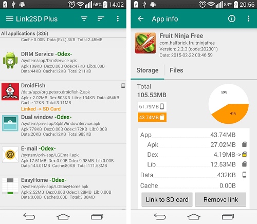 Download Link2SD Plus Apk