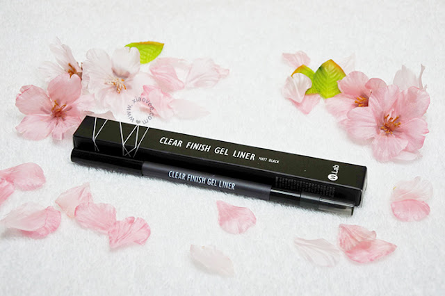 Althea Korea, Althea Beauty Box Review, Althea Box Review, Althea Special Box Review, Althea W.Lab, W. Lab Review, W. Lab Korean Brand Review, W. Lab Clear Finish Gel Liner Review, W. Lab Eyeliner Review