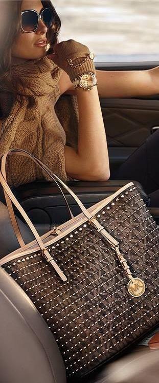 Desejo do dia - Mala saco Michael Kors bag handbag tote bag acessórios