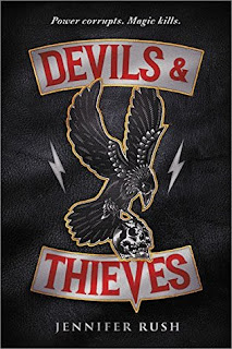 Devils & Thieves by Jennifer Rush