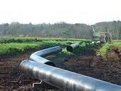 Un gazoduc est une canalisation destinée au transport de matières gazeuses sous pression