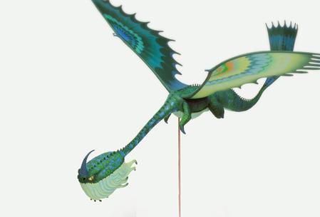 New dragon toys? ~ Berk's Grapevine