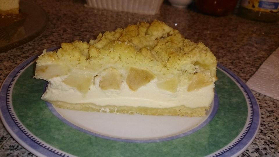 Luckies Rezepte Leckereien Omas Quark Apfel Streusel Torte