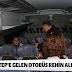 Gaziantep'e gelen otobüs rehin alındı