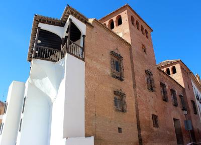 Palacio de Peñaflor en Guadix
