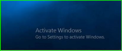 "Tips Menghilangkan Tulisan ""Activate Windows Go to Settings to activate Windows."" di Windows 7, 8 Dan 10"