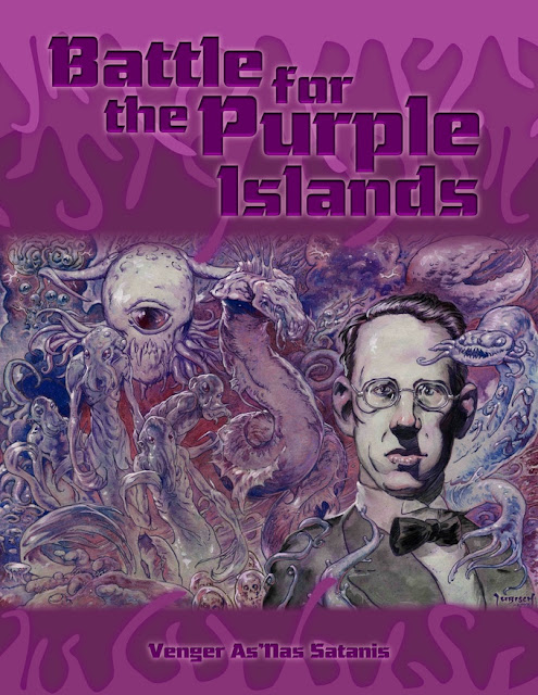 How Will 'The Battle For The Purple Islands Kickstarter' Be Affecting My Campaigns - Actual Play Commentary