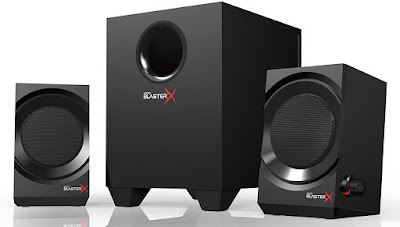 Creative Labs Sound BlasterX Kratos S3