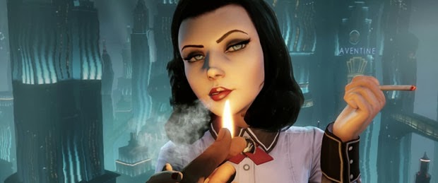 Bioshock Infinite Burial at Sea DLC Footage