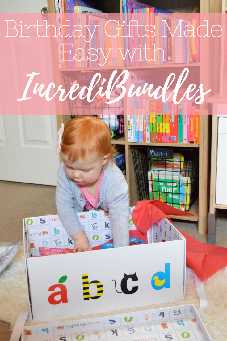 Birthday Gifts Made Easy With @IncrediBundles