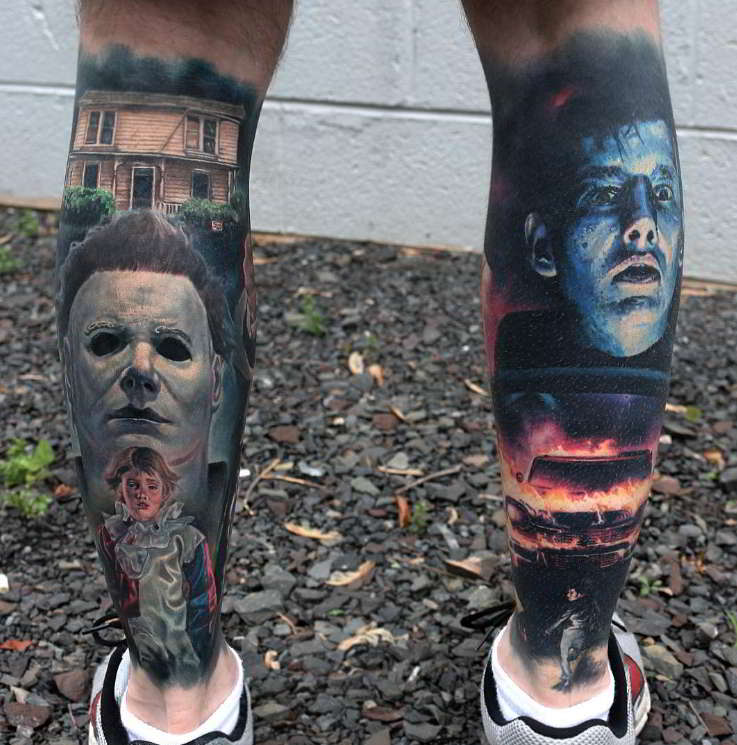 Tatuajes de paul acker