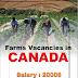Farm Vacancies in Canada