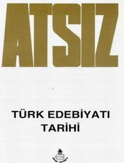 Hüseyin Nihal Atsız - Türk Edebiyatı Tarihi