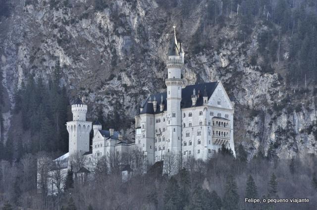 Rota Romântica - Neuschwanstein e Hohenschwangau