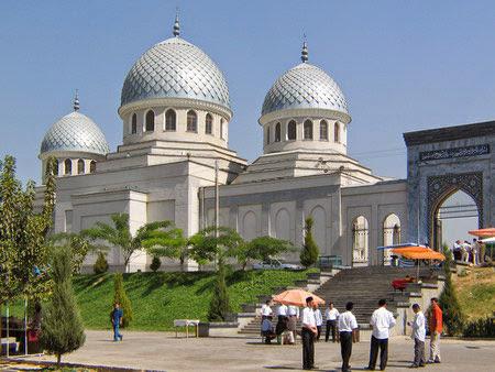 Juma Masjid Khoja Ahror Vali